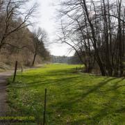 Unterwegs im Logebachtal bei Aegidienberg